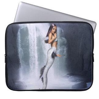 Mermaid Waters Laptop Computer Sleeves