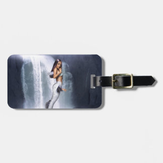 Mermaid Waters Luggage Tag