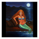Mermaid Wild - Print