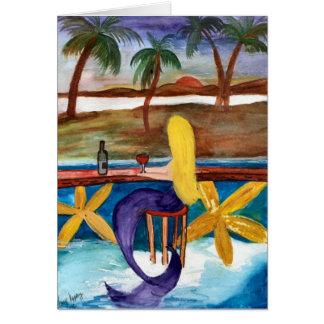 Mermaid Wine Bar Cards