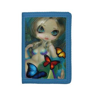 """""""Mermaid with Butterflies"""" Wallet"""