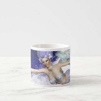 Mermaid with Dolphin  Specialty Mug Espresso Cup