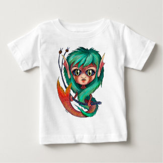 Mermaid with Large Eyes T-shirt