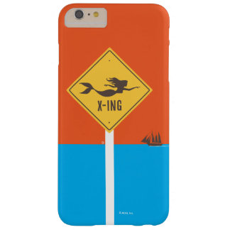 Mermaid X-ing Barely There iPhone 6 Plus Case