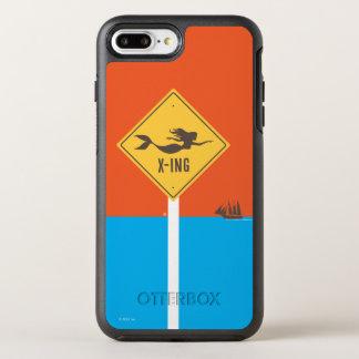 Mermaid X-ing OtterBox Symmetry iPhone 8 Plus/7 Plus Case