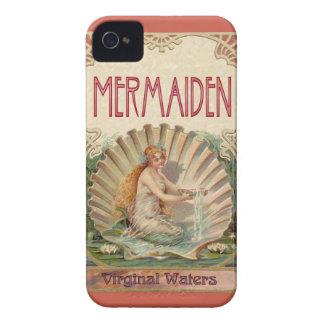 Mermaiden iPhone 4 Case