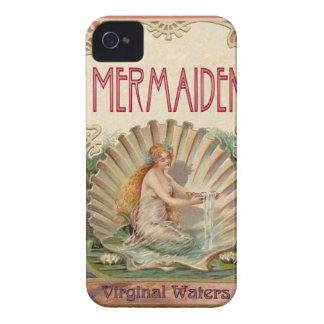 Mermaiden iPhone 4 Cover