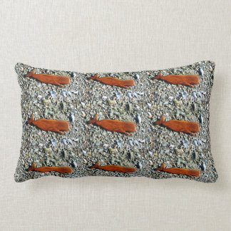 mermaids and whales pillow