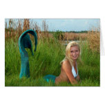 Mermaids are Real! Greeting Card