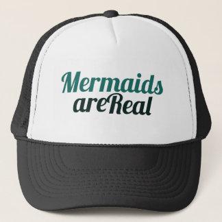 Mermaids are Real Trucker Hat