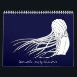 """Mermaids.....art by Ninamarie Calendar<br><div class=""""desc"""">original art by ninamarie</div>"""