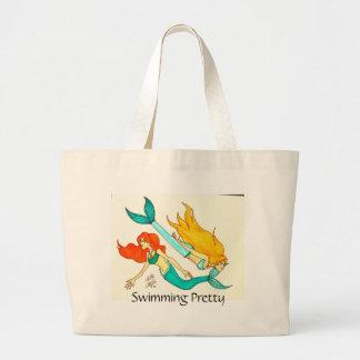 Mermaids Tote Bags