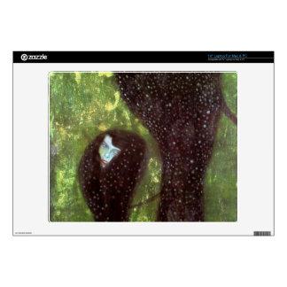 """Mermaids by Gustav Klimt 14"""" Laptop Decal"""