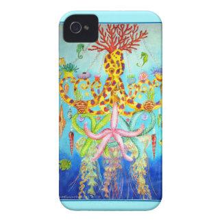 Mermaid's Chandelier iPhone 4 Cover