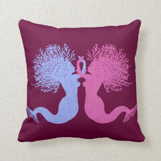 Mermaids Dance Pillows