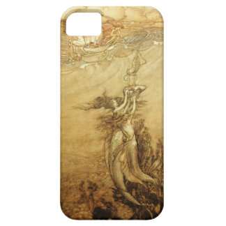 Mermaids Fishing For Pearls iPhone 5 Case