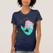 Mermaids Hate Misogyny T Shirt