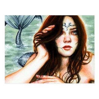 Mermaid's Lament Postcard