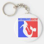 Mermaids Rock! #2 Key Chain
