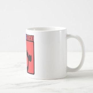 Mermaids Rock! Coffee Mug