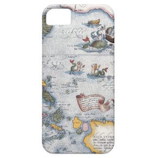 Mermaids & Sea Monsters iPhone 5 Cases