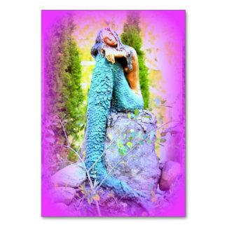 Mermaids tablecard table card