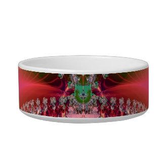 Mermaids Tail Fractal Bowl