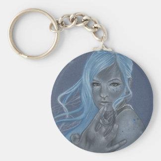 Mermaid's Touch Keychain