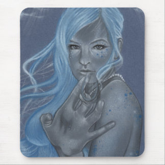 Mermaid's Touch Mousepad