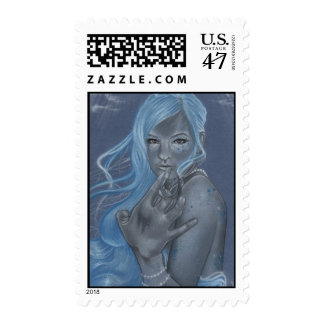 Mermaid's Touch Postage