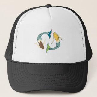Mermaids Trucker Hat