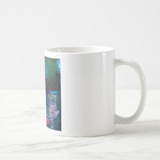 Mermaig Goddess Art Collage With Penguins Classic White Coffee Mug