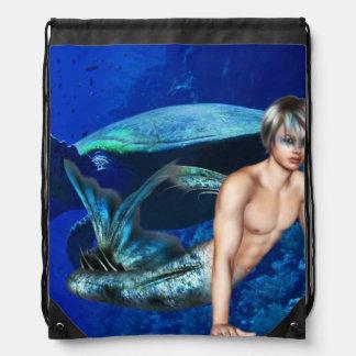 Merman Cinch Bags