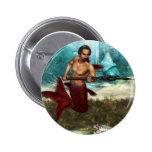 Merman de Poseidon Pin