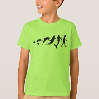 Merman Evolution T-Shirt