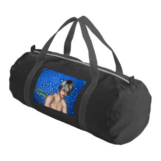 Merman Gym Duffle Bag