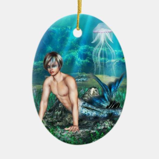Merman  Ornaments