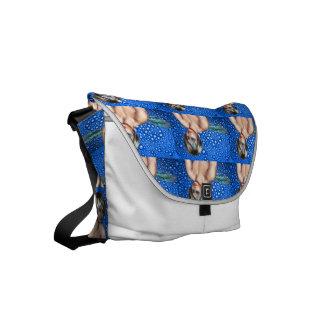 Merman Small Messenger Bag