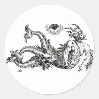 Merman Sticker