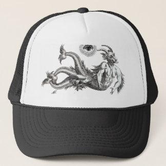 Merman Trucker Hat
