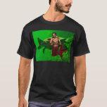 Merman with Sea Turtle Men's T-Shirt