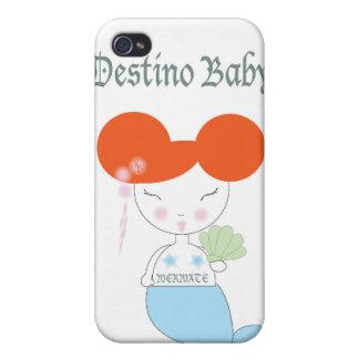 Mermate iPhone 4/4S Case
