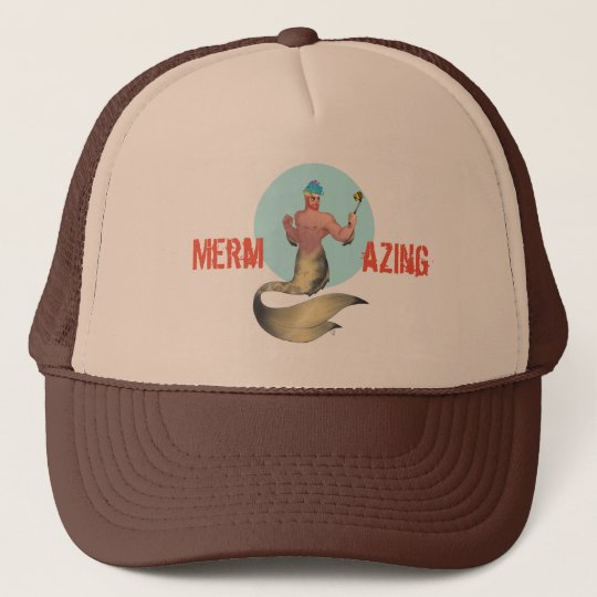 c7269cb43ab5f Mermazing Trucker Hat