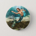 Mermen  Button