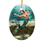 Mermen  Ornaments