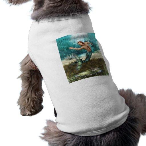 Mermen  Pet Shirt