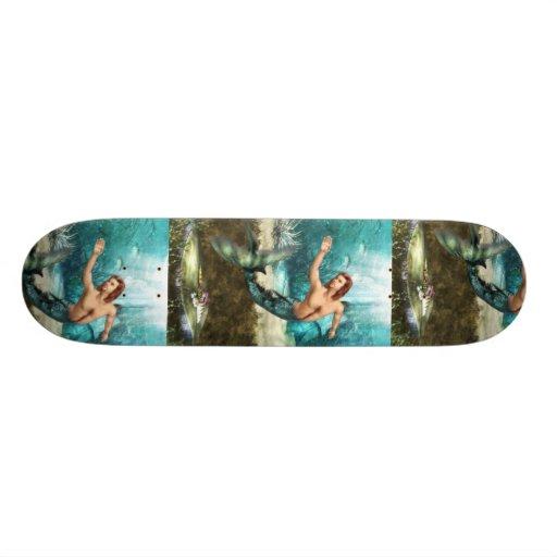 Mermen  Skateboard