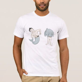 Mermen: You don't see this everyday T-Shirt