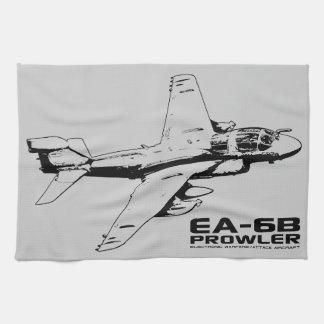 Merodeador de EA-6B Toalla De Mano