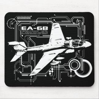 Merodeador de EA-6B Alfombrillas De Raton